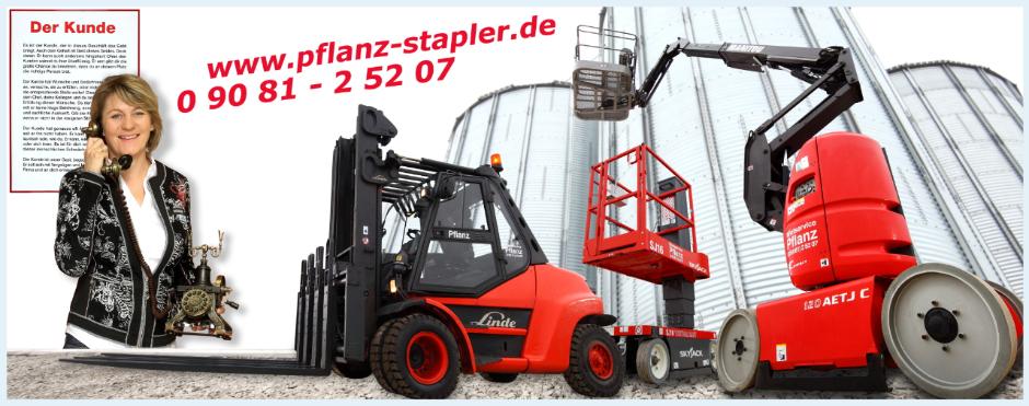 Karl Pflanz Gabelstapler-Service GmbH